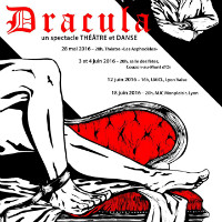 dracula spectacle lyon
