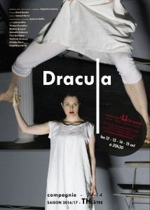 Dracula théâtre Lyon
