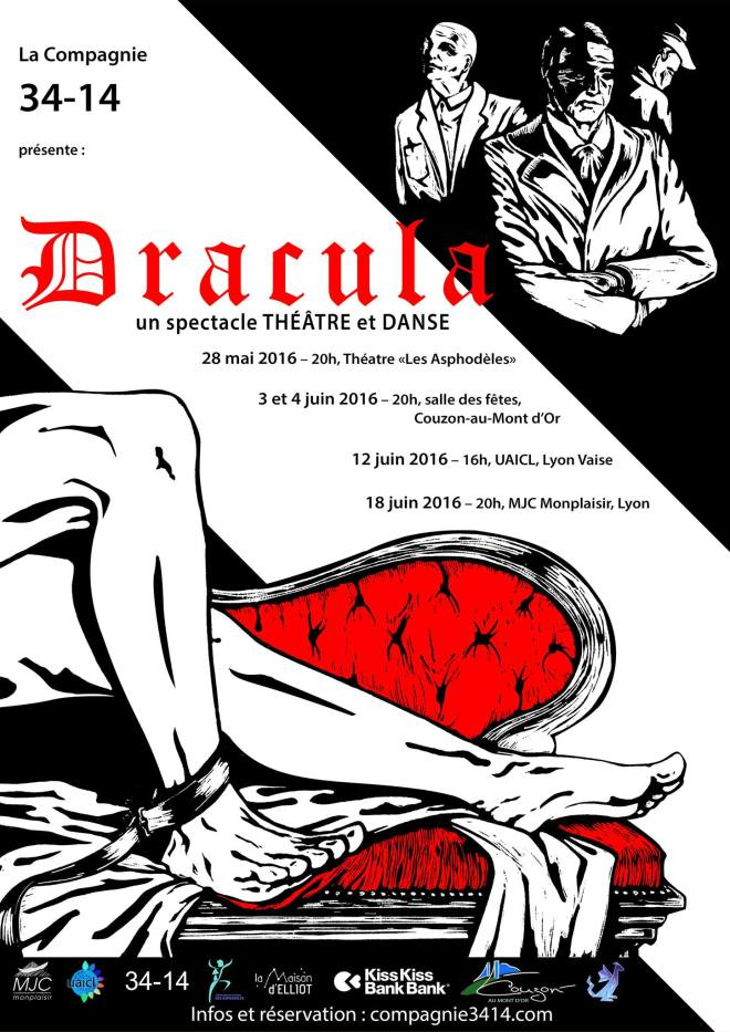 dracula spectacle