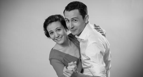 Pièce théâtre et danse Ethel et Robert Kennedy